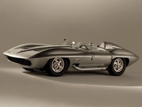 Ver foto 10 de Chevrolet Corvette Stingray Racer Concept Car 1959