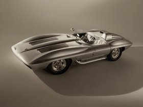 Ver foto 9 de Chevrolet Corvette Stingray Racer Concept Car 1959