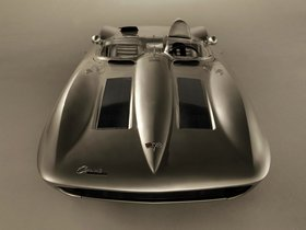 Ver foto 8 de Chevrolet Corvette Stingray Racer Concept Car 1959