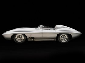 Ver foto 7 de Chevrolet Corvette Stingray Racer Concept Car 1959