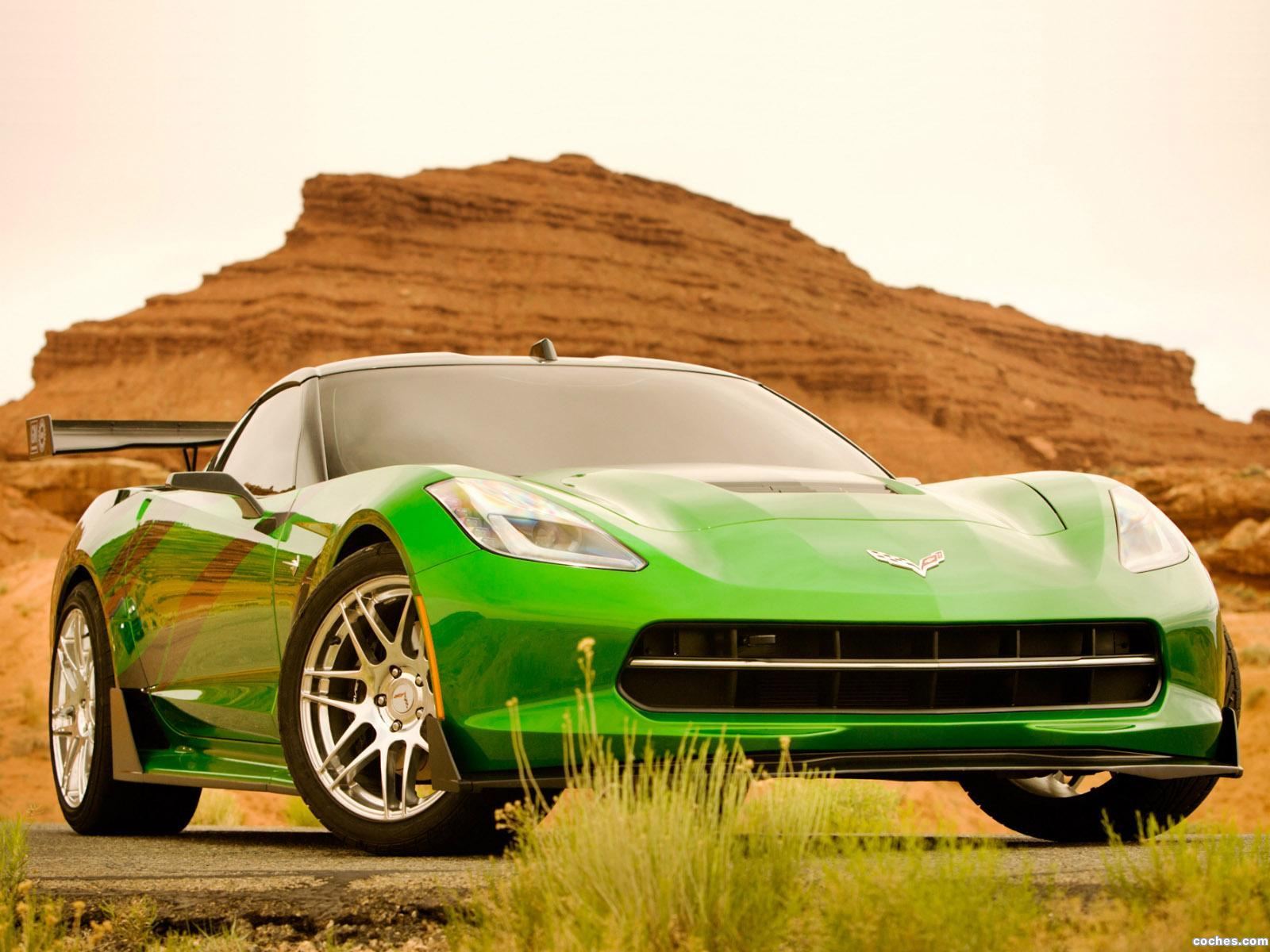 Foto 0 de Chevrolet Corvette Stingray Slingshot Transformers 4 C7 2014