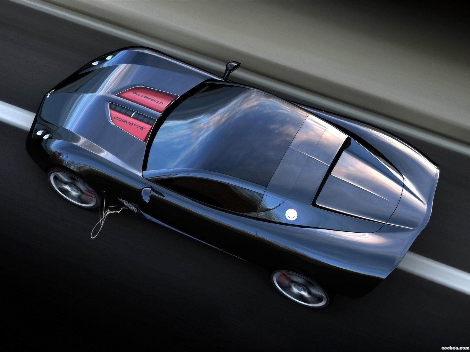Foto 2 de Chevrolet Corvette Z03 Concept 2008