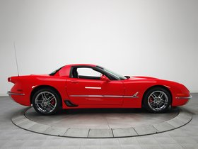 Ver foto 4 de Chevrolet Corvette C5 Z06 1953 Commemorative Edition 2001