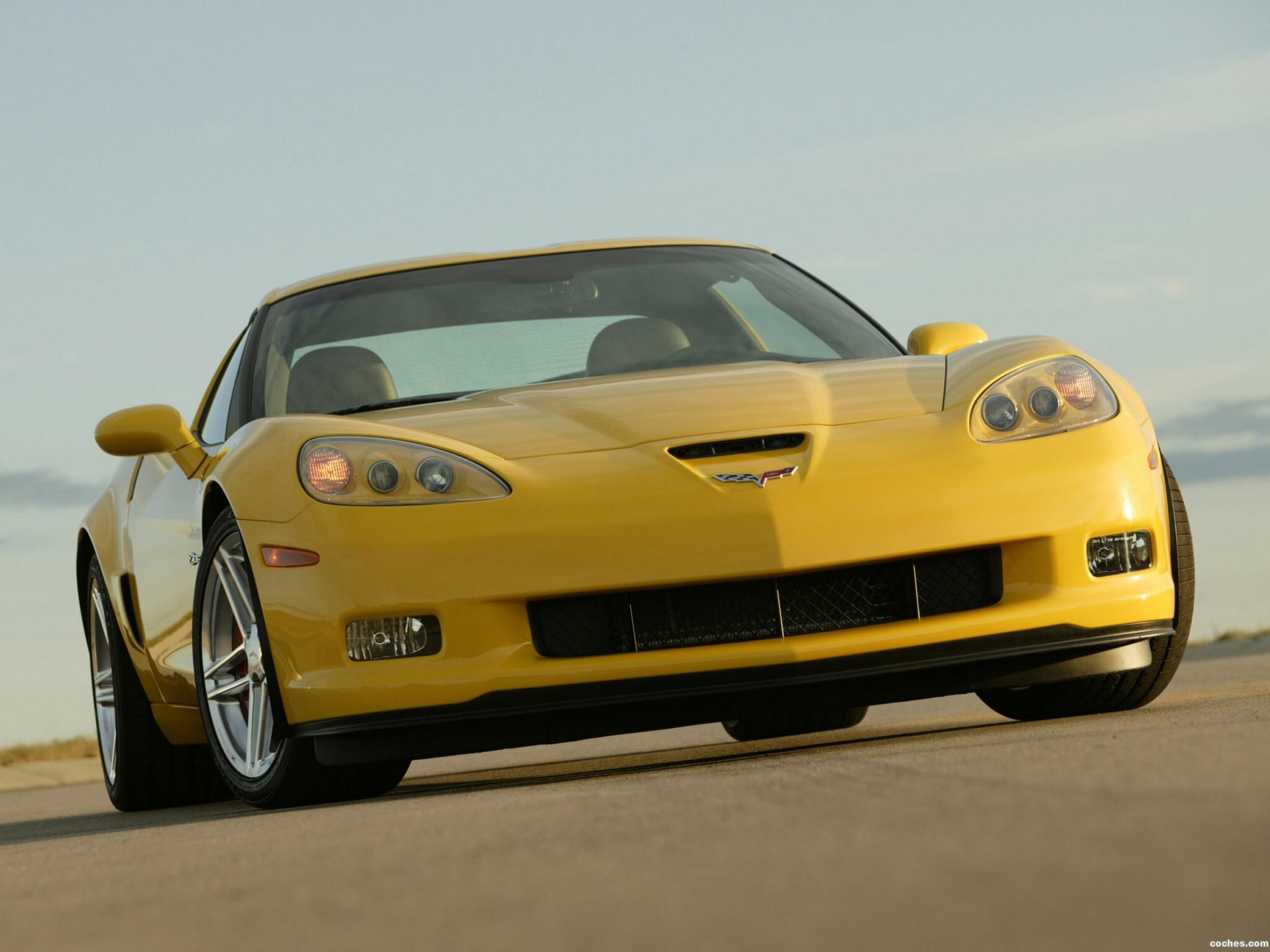 Foto 0 de Chevrolet Corvette Z06 2006