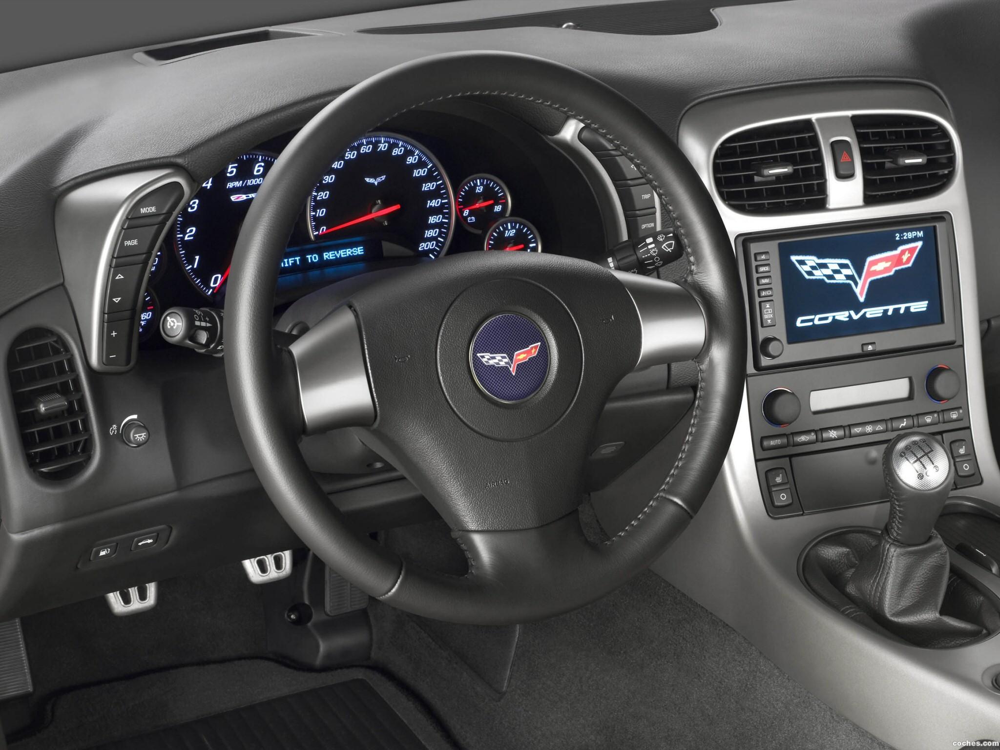 Foto 10 de Chevrolet Corvette Z06 2006