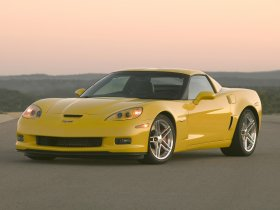 Ver foto 3 de Chevrolet Corvette Z06 2006