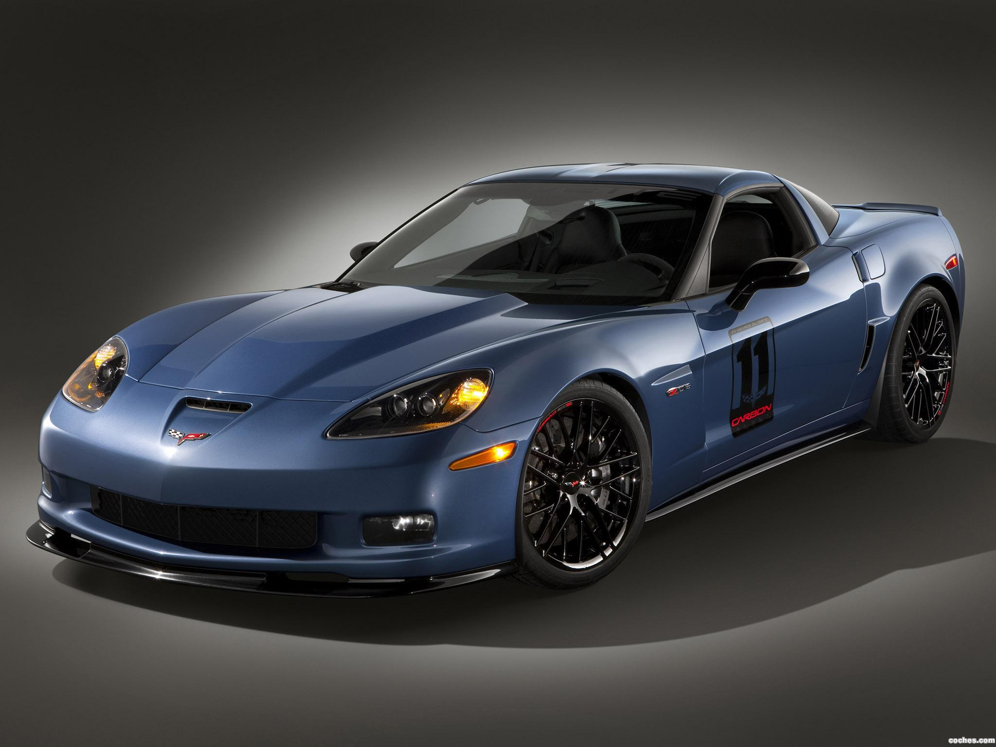 Foto 0 de Chevrolet Z06 Carbon Limited Edition 2010