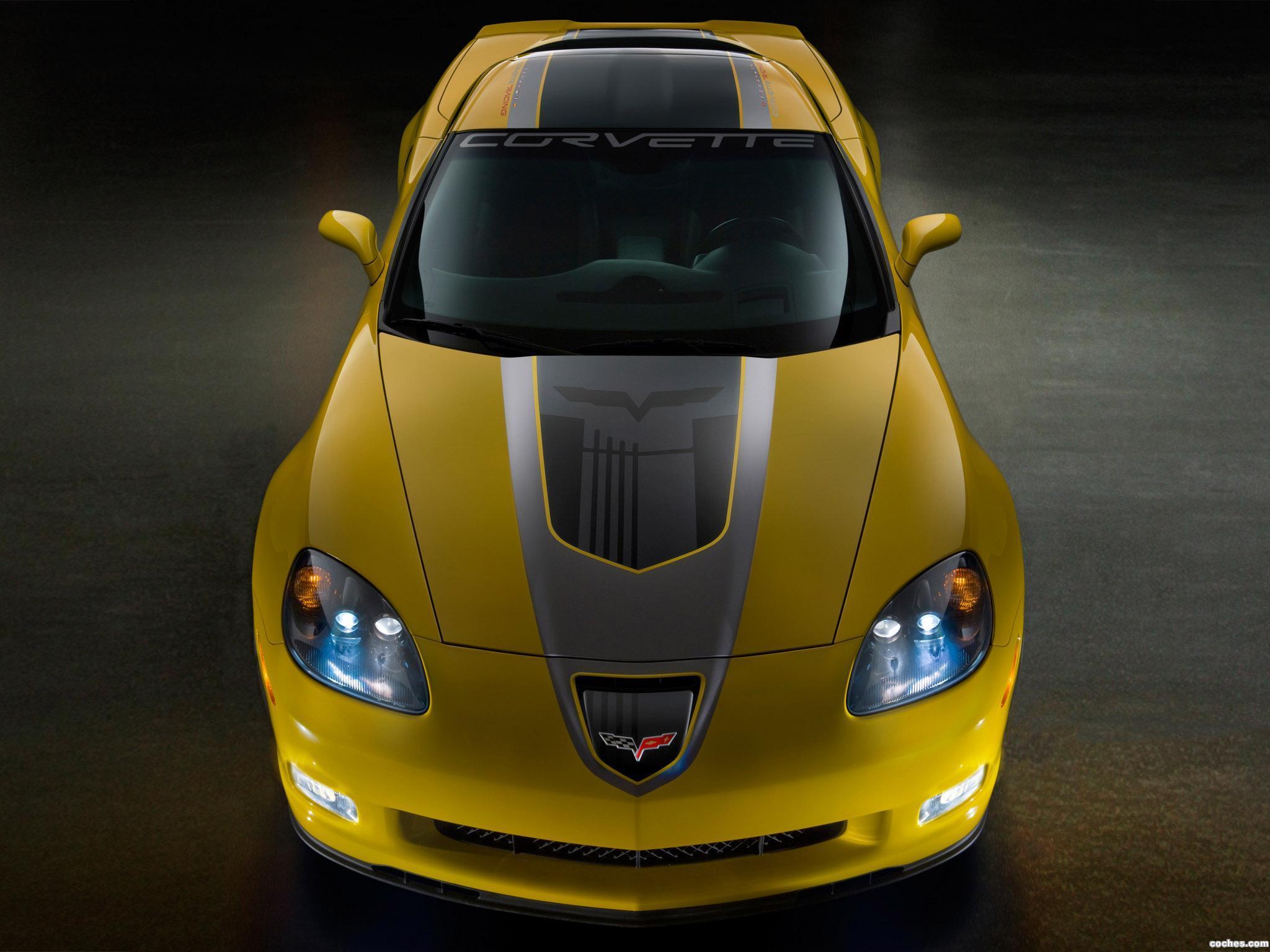Foto 0 de Chevrolet Corvette Z06 GT1 Championship Edition C6 2009