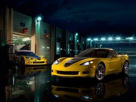 Ver foto 2 de Chevrolet Corvette Z06 GT1 Championship Edition C6 2009