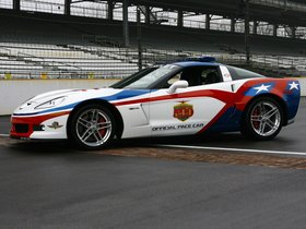Ver foto 3 de Chevrolet Corvette C6 Z06 Indianapolis 500 Pace Car 2006