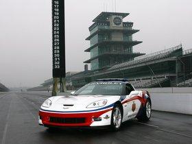 Ver foto 2 de Chevrolet Corvette C6 Z06 Indianapolis 500 Pace Car 2006