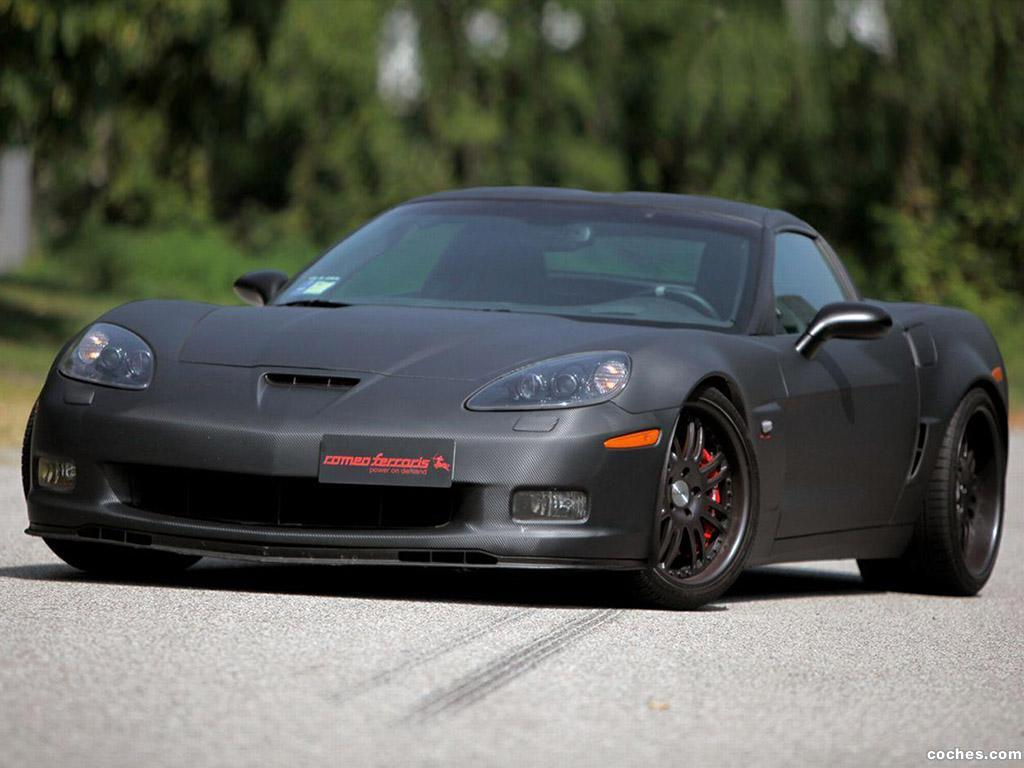 Foto 5 de Chevrolet Corvette Z06 by Romeo Ferraris 2010