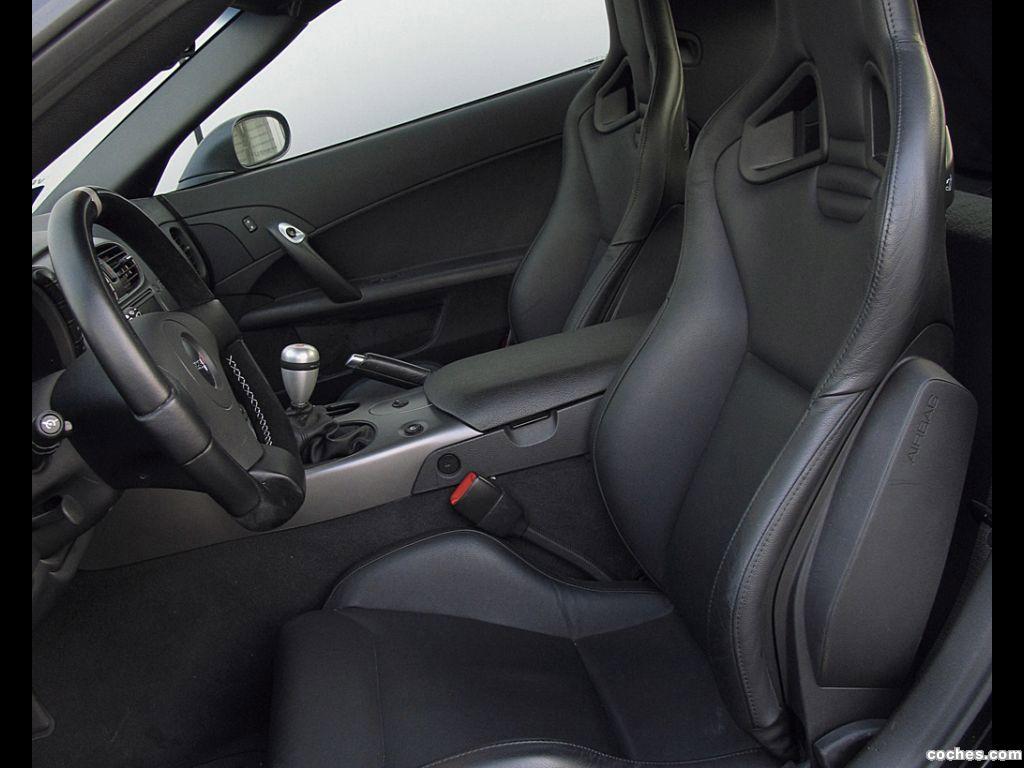 Foto 15 de Chevrolet Corvette Z06 by Romeo Ferraris 2010