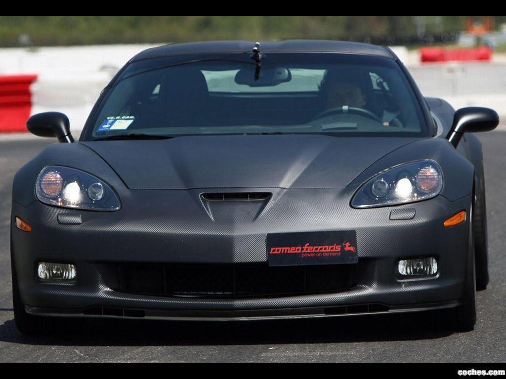 Foto 12 de Chevrolet Corvette Z06 by Romeo Ferraris 2010