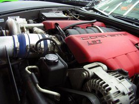 Ver foto 15 de Chevrolet Corvette Z06 by Romeo Ferraris 2010