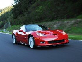 Fotos de Chevrolet Corvette ZR1 2008
