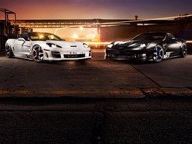 Ver foto 2 de Chevrolet Corvette ZR1 TIKT Tripple X C6 2012