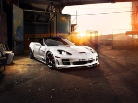 Ver foto 1 de Chevrolet Corvette ZR1 TIKT Tripple X C6 2012