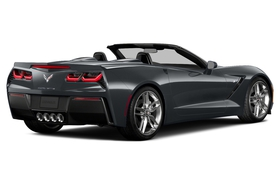Ver foto 6 de Chevrolet Corvette Stingray Convertible C7 2013