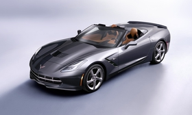 Ver foto 5 de Chevrolet Corvette Stingray Convertible C7 2013