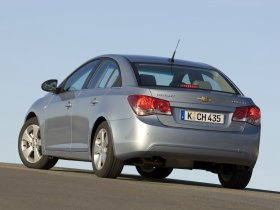 Ver foto 4 de Chevrolet Cruze 2009