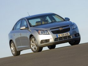 Ver foto 3 de Chevrolet Cruze 2009