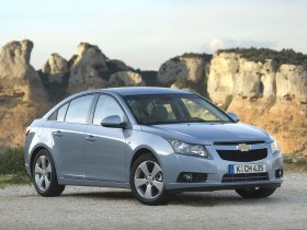 Ver foto 2 de Chevrolet Cruze 2009