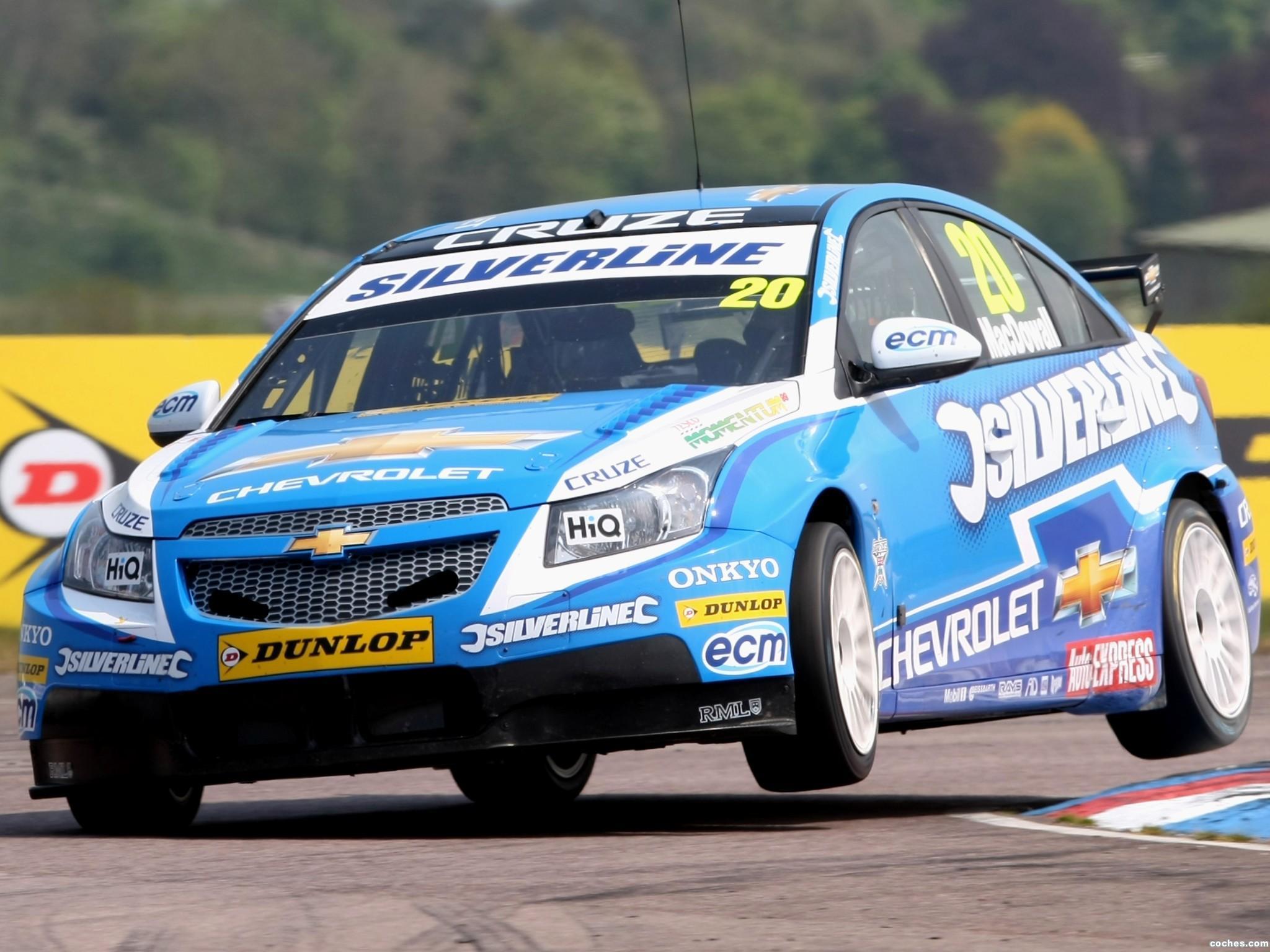 Foto 0 de Chevrolet Cruze BTCC 2010