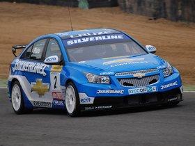 Ver foto 2 de Chevrolet Cruze BTCC 2010