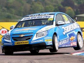 Fotos de Chevrolet Cruze BTCC 2010