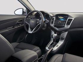 Ver foto 3 de Chevrolet Cruze Clean Turbo Diesel 2013
