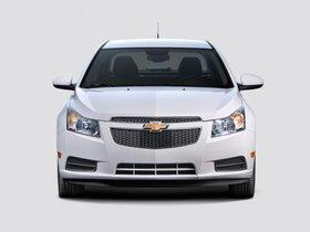 Ver foto 2 de Chevrolet Cruze Clean Turbo Diesel 2013