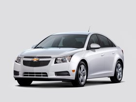 Fotos de Chevrolet Cruze Clean Turbo Diesel 2013