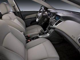 Ver foto 4 de Chevrolet Cruze ECO 2010