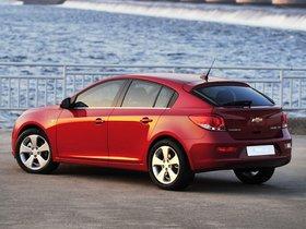 Ver foto 3 de Chevrolet Cruze Hatchback 2011