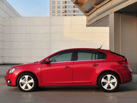 Ver foto 2 de Chevrolet Cruze Hatchback 2011