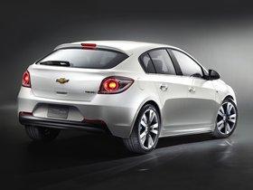 Ver foto 3 de Chevrolet Cruze Hatchback Concept 2010