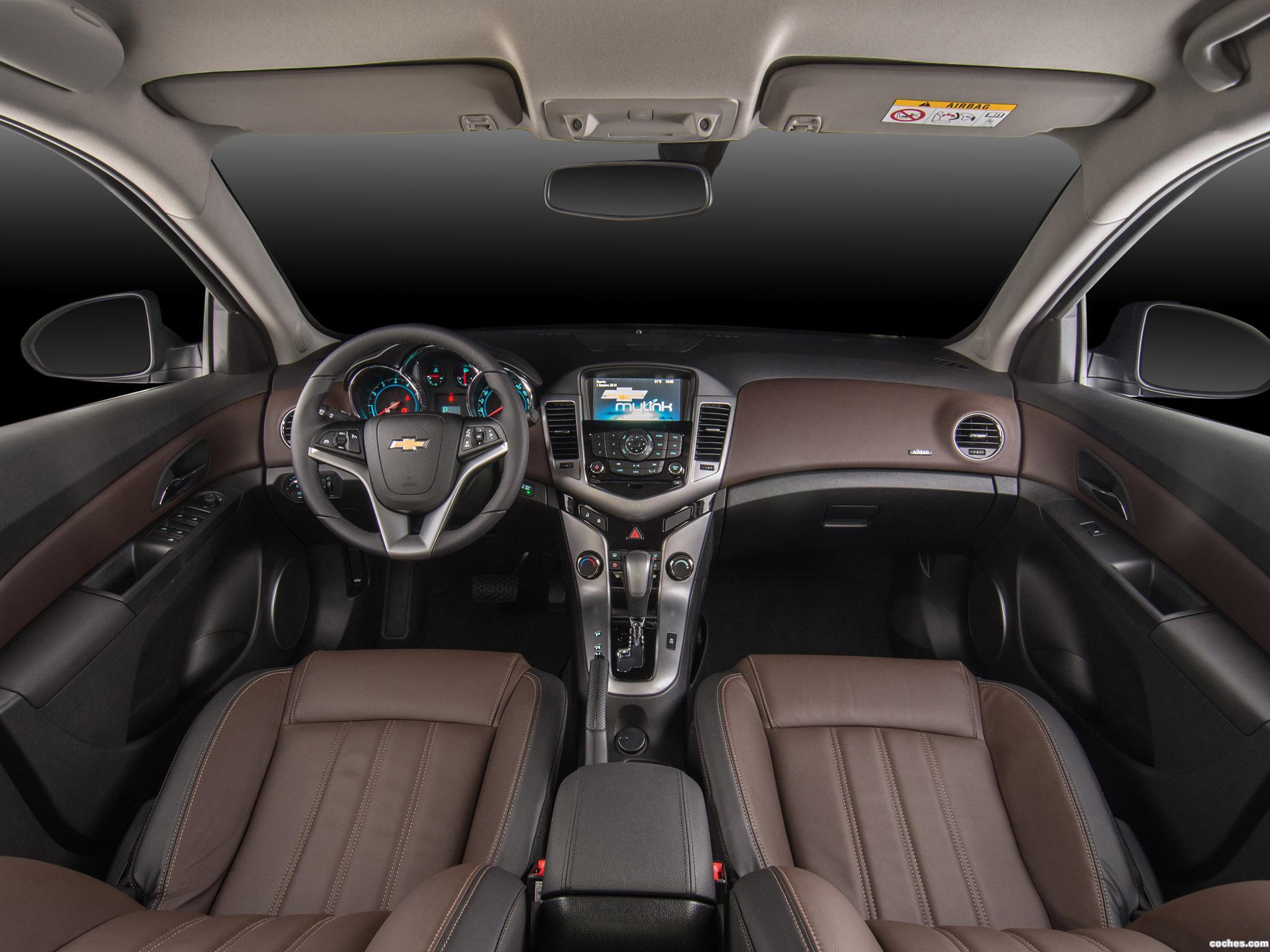Foto 10 de Chevrolet Cruze J300 Brasil 2014