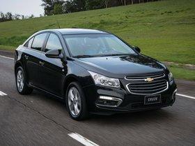 Ver foto 1 de Chevrolet Cruze J300 Brasil 2014