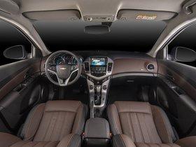 Ver foto 11 de Chevrolet Cruze J300 Brasil 2014