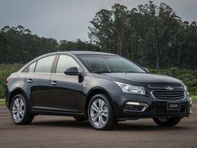 Ver foto 7 de Chevrolet Cruze J300 Brasil 2014