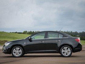 Ver foto 5 de Chevrolet Cruze J300 Brasil 2014