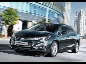 Ver foto 9 de Chevrolet Cruze Korea 2017