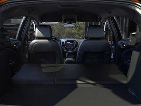 Ver foto 4 de Chevrolet Cruze Premier RS Hatchback 2016