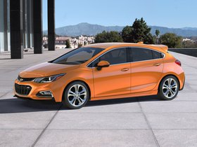 Fotos de Chevrolet Cruze Premier RS Hatchback 2016