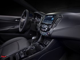 Ver foto 5 de Chevrolet Cruze RS 2015
