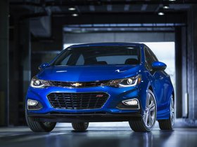 Fotos de Chevrolet Cruze RS 2015