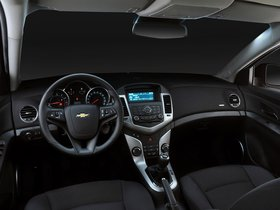 Ver foto 7 de Chevrolet Cruze Sport6 2012