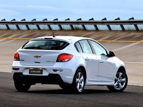 Ver foto 3 de Chevrolet Cruze Sport6 2012