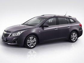 Fotos de Chevrolet Cruze Station Wagon 2012